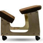 Коленный стул колосок